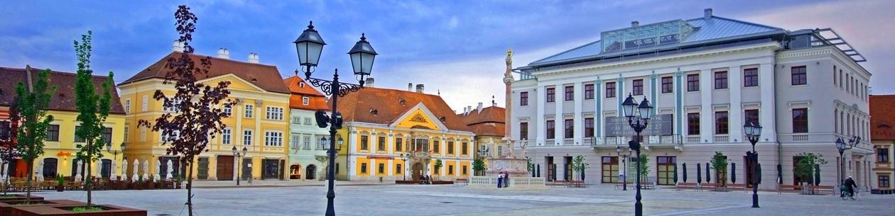Termální chvíle v Győru
